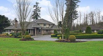 Executive Estate on 3 Acres